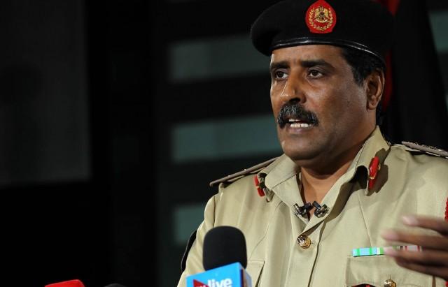 احمد احمد المسماري