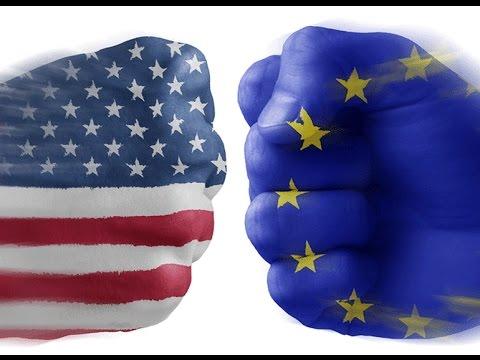 الولايات المتحدة الامريكية و الاتحاد الاروبي