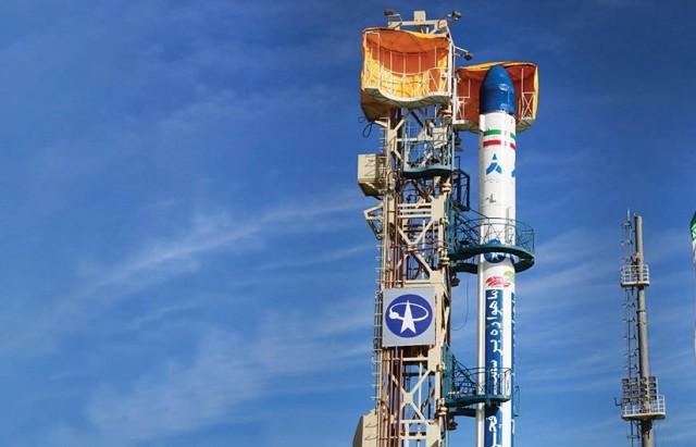 iran satelitte
