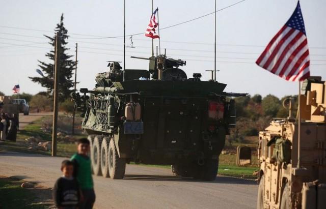 الجيش الأمريكي يستعد لسحب كل قواته من سوريا نهاية أفريل
