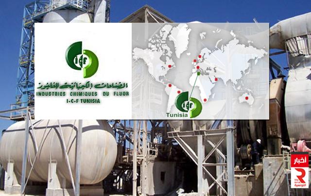 الصناعات الكيميائية للفليور