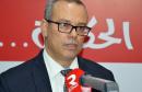 الناطق الرسمي لحركة النهضة عماد الخميري