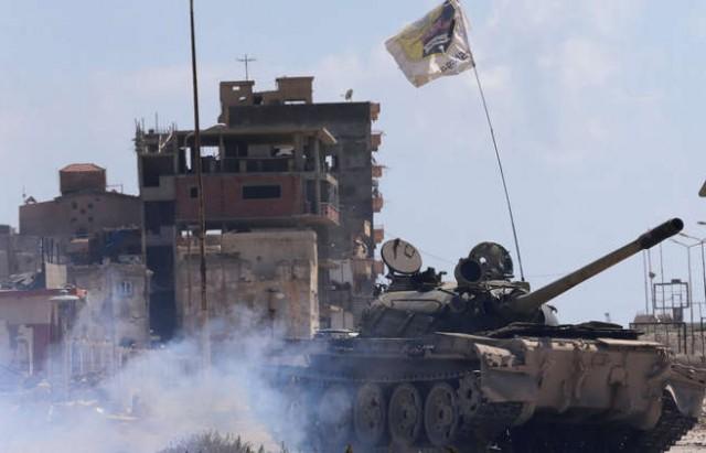 قوات حفتر تفرض حظرا جويا جنوب ليبيا