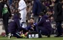ميسي يغيب عن تدريبات برشلونة قبل يومين من الكلاسيكو