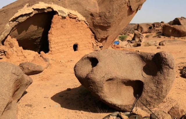 sahara archeologie