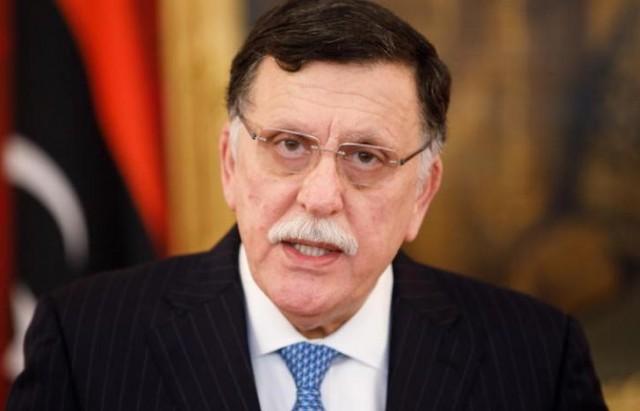 فائز السراج رئيس حكومة الوفاق الوطني الليبية