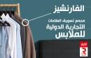 مجمع تسويق العلامات التجارية الدولية للملابس