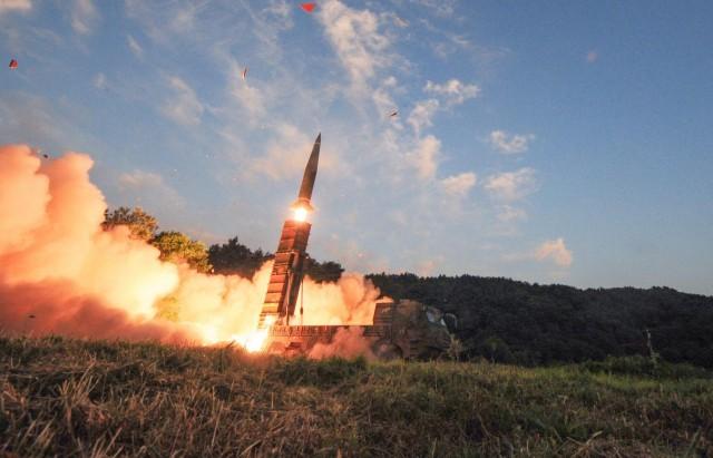 موقع تجارب نووية بكوريا الشمالية