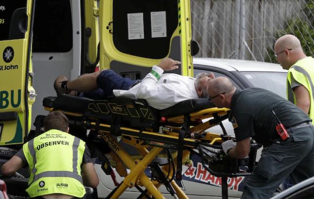 هجوم نيوزلندا الارهابي