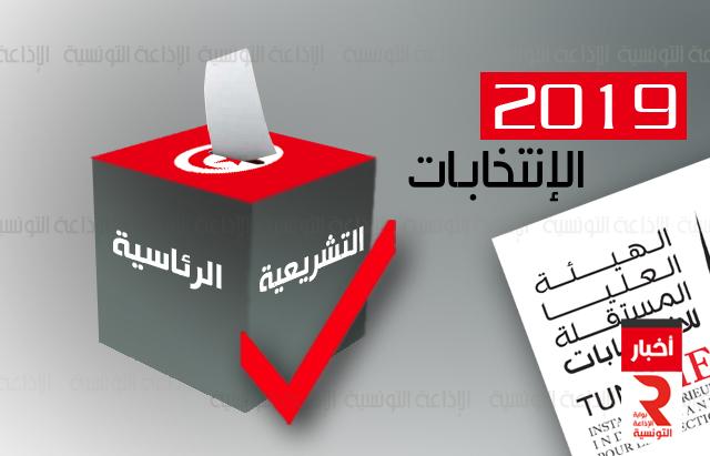 election tunisie الإنتخابات التشريعية والرئاسية تونس 2019_