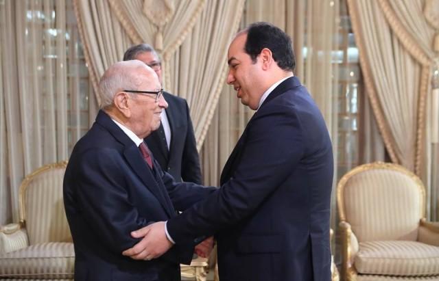 أحمد معيتيق، النائب الأوّل لرئيس المجلس الرئاسي لحكومة الوفاق الوطني في ليبيا.
