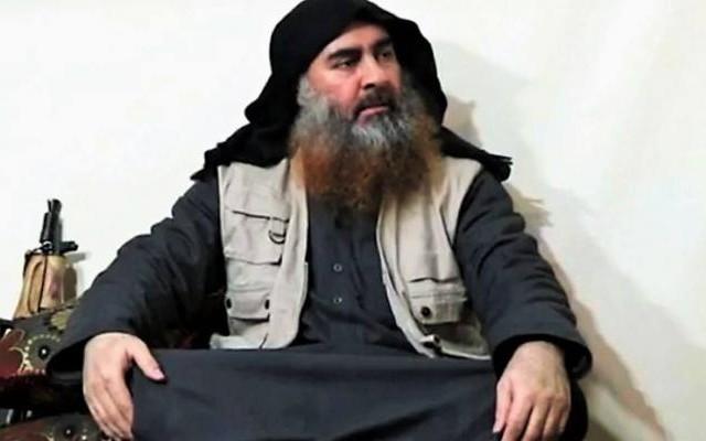 البغدادي بأول ظهور بعد 5 أعوام.. اعترف بهزيمة داعش وتفجيرات سريلانك