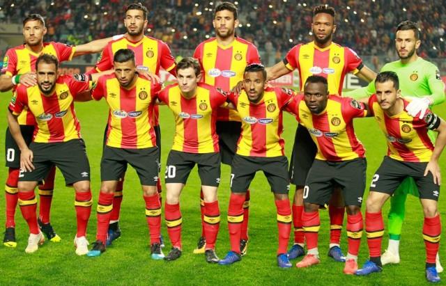 كاس رابطة ابطال افريقيا - ذهاب ربع النهائي - 24 لاعبا في رحلة الترجي الرياضي الى قسنطينة