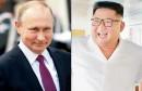 كيم و بوتين