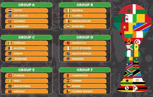 tunisie groupe 5