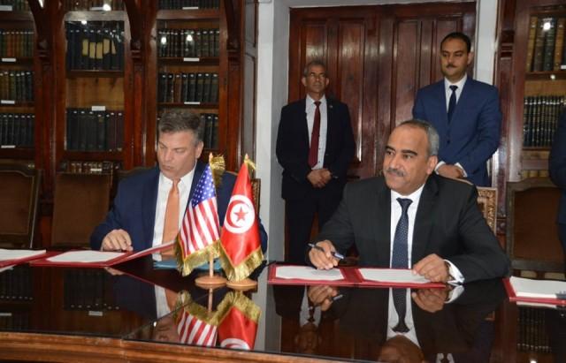 إمضاء إتفاق في مجال تحسين الإمتثال الضريبي الدّولي