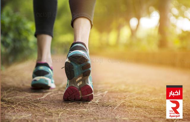 المشي marche