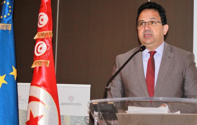 وزير التنمية والإستثمار والتعاون الدولي زياد العذاري