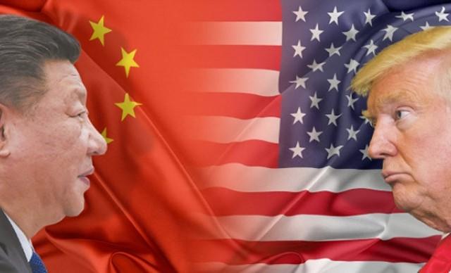 الصين و امريكا