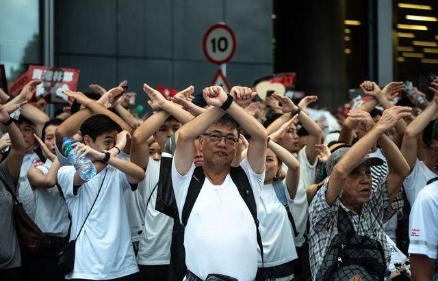 احتجاجات في الصين