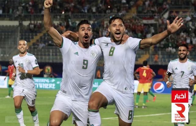 المنتخب الجزائري algerie