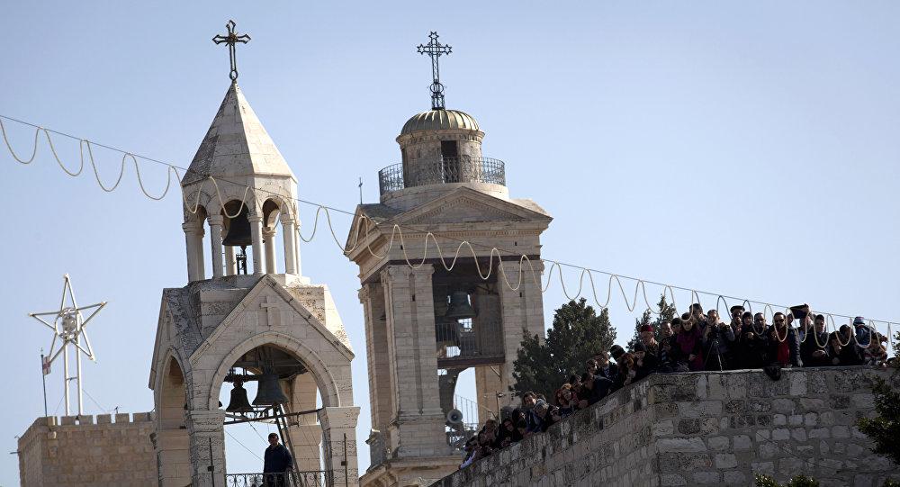 قرار جديد من اليونسكو بشأن كنيسة المهد
