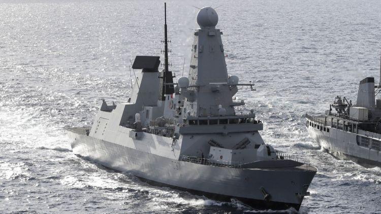 HMS_Duncan