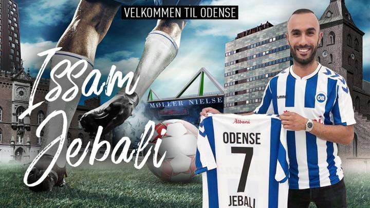Odense Boldklub au Danemark issam jebali