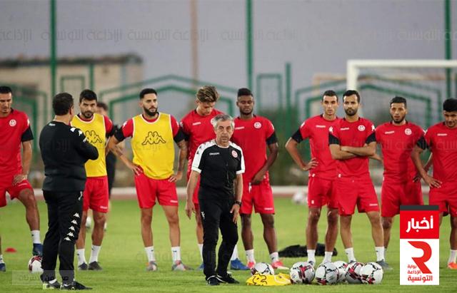 equipe nationale tunisien المنتخب الوطني