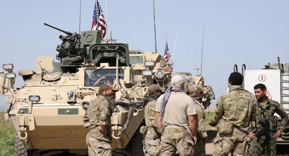 usa army syrie