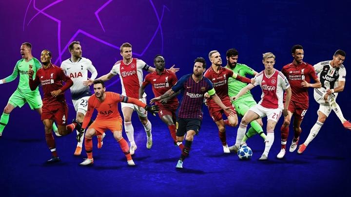 قائمة المرشحين لجائزة أفضل لاعب في رابطة أبطال أوروبا