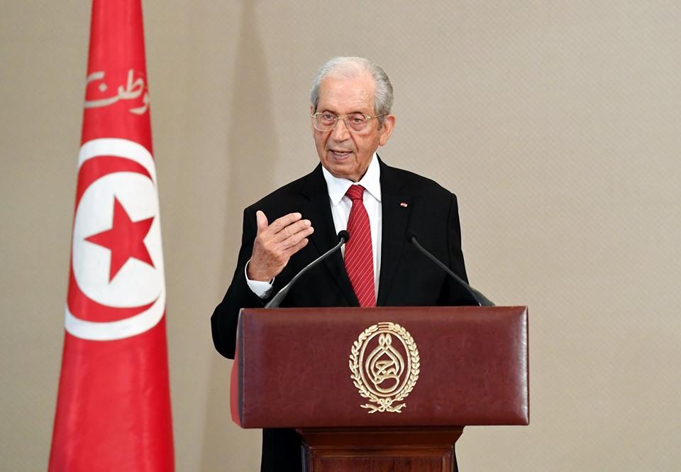 محمد الناصر الديبلوماسية