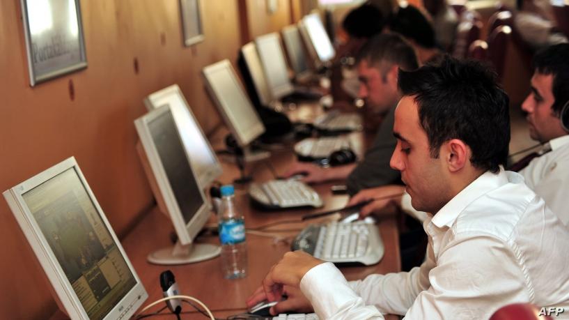مدونون اتراك