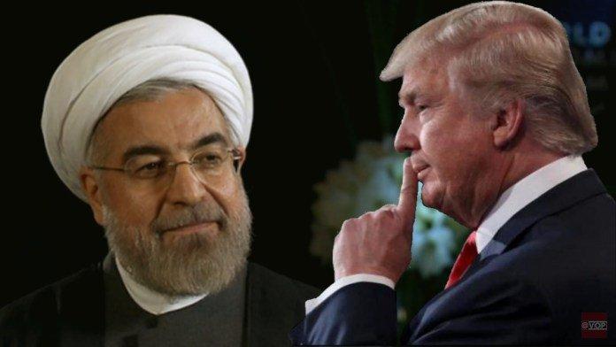 ترامب و روحاني
