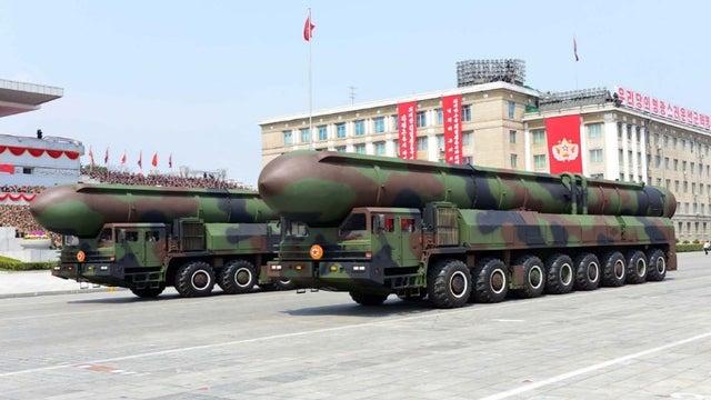 كوريا الشمالية تطلق صاروخين بعيد الاقتراح على واشنطن استئناف المفاوضات الثنائية