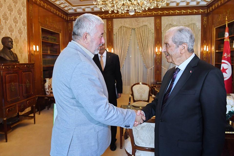 محمد الناصر و عبد المجيد الزار