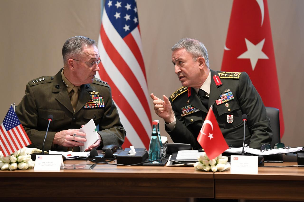 تركيا و امريكا