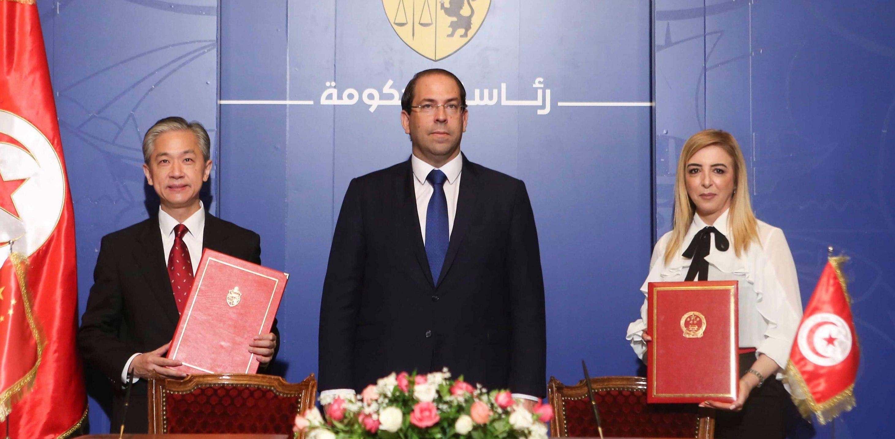 المستشفى الجامعي الجديد طينة بصفاقس يدخل حيز الاستغلال يوم 3 نوفمبر واتفاق تونسي صيني لتوسعته