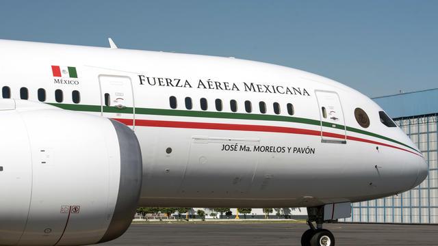MEXICO-PRESIDENTIAL-PLANE-SALE