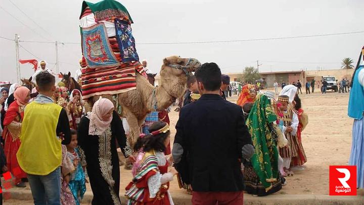 مهرجان-التراث-ببني-عيسى-بمطماطة