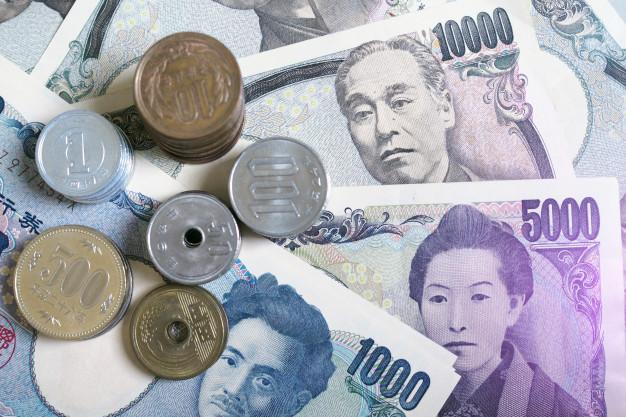 نقود يابانية