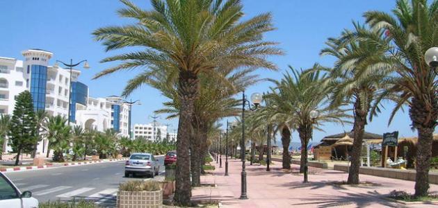 مدينة_نابل_في_تونس