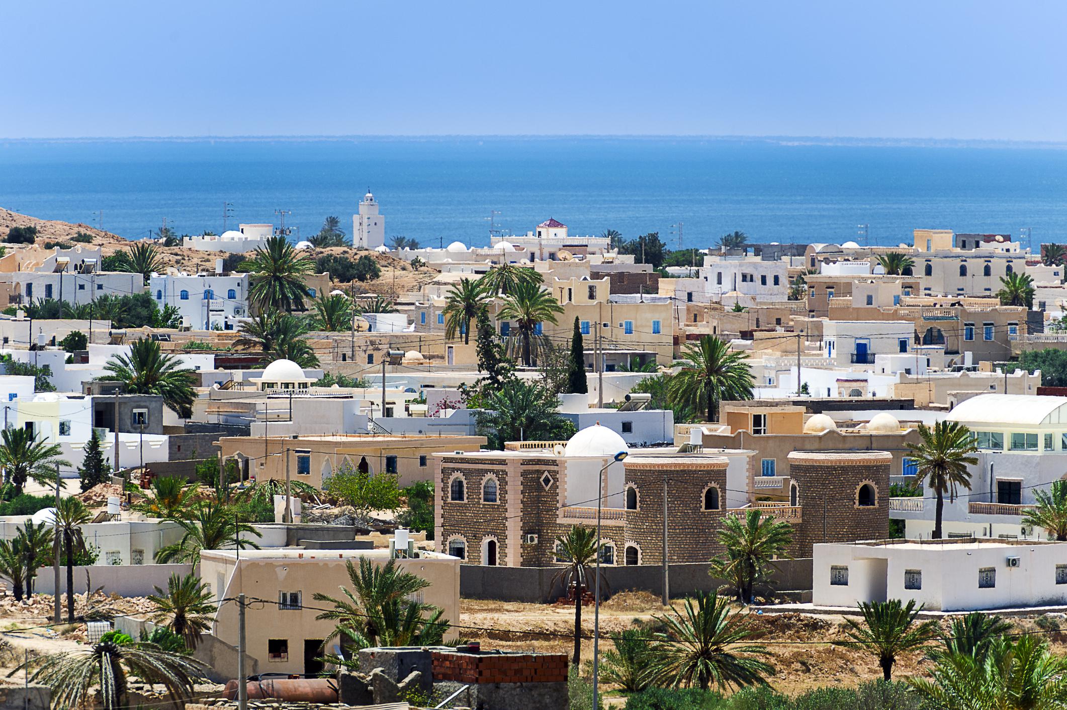 Tunisia. Djerba. Guellala