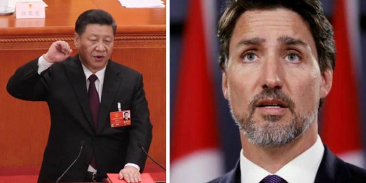 كندا و الصين