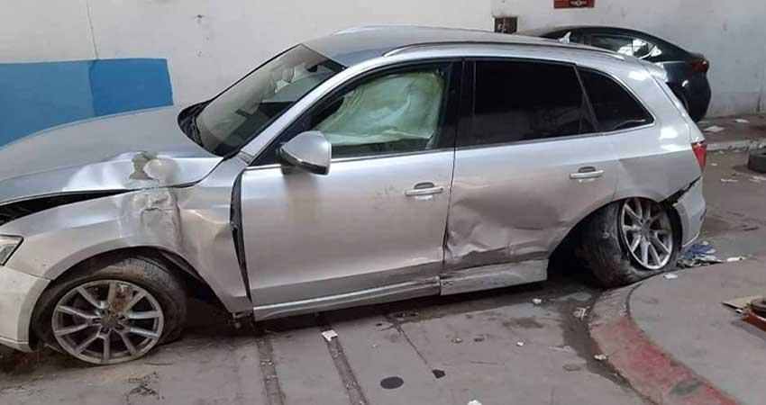 accident voiture maarouf
