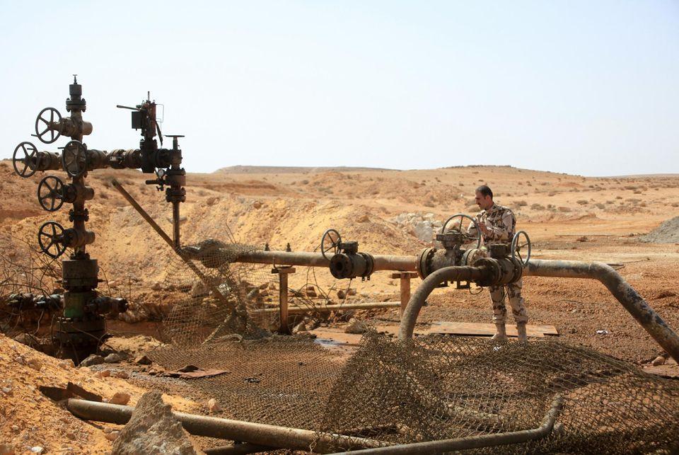 النفط السوري