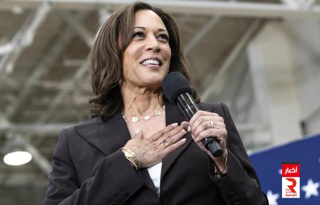 كامالا هاريس أول أميركية سوداء مرشحة لمنصب نائب الرئيس