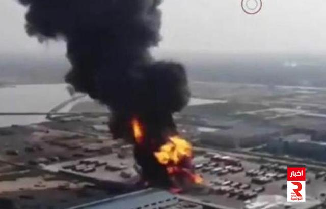 مقتل 6 جراء انفجار بمصنع للكيماويات في هوبي بالصين