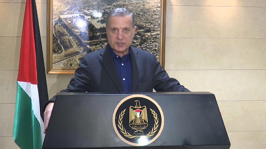 الناطق الرسمي باسم الرئاسة نبيل أبو ردينة