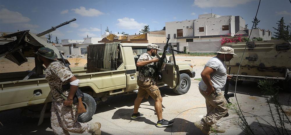 حرب ليبيا